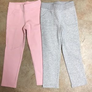 2 new girl joggers